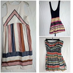 Summer Printed Day Dresses